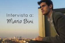 Intervista a Mario Bini: un communication strategist pieno di talento!