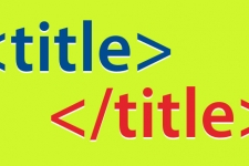Tag Title: Come scrivere correttamente il Titolo di una pagina