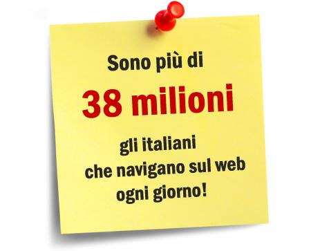 più clienti sito web