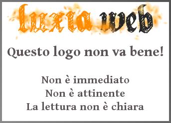 logo sito web brutto