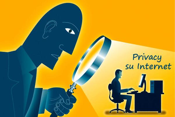 privacy internet è importante
