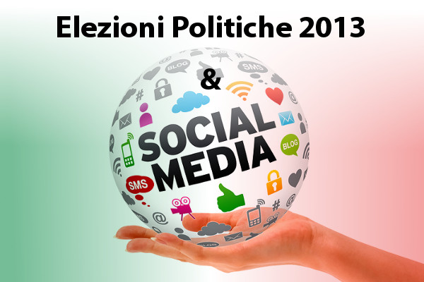 politica 2013 e Social