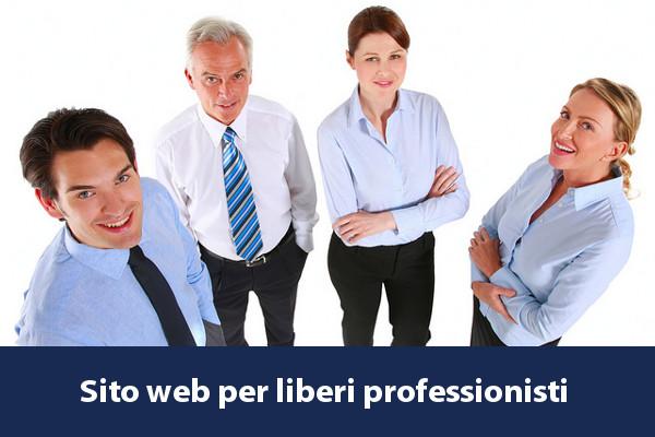 Liberi professionisti sito web