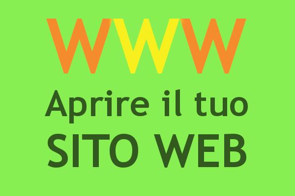 perché avere sito web